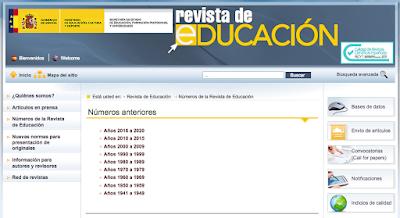 http://www.mecd.gob.es/revista-de-educacion/numeros-revista-educacion/numeros-anteriores.html#menu-decadas