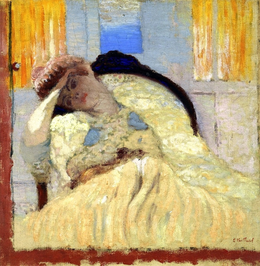 It S About Time Jean 201 Douard Vuillard 1868 1940 Adored