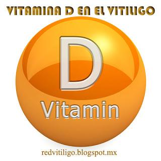 Vitamina D en el Vitíligo