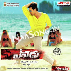 Yevadu (2013) Telugu Movie Audio CD Front Covers, Posters, Pictures, Pics, Images, Photos, Wallpapers