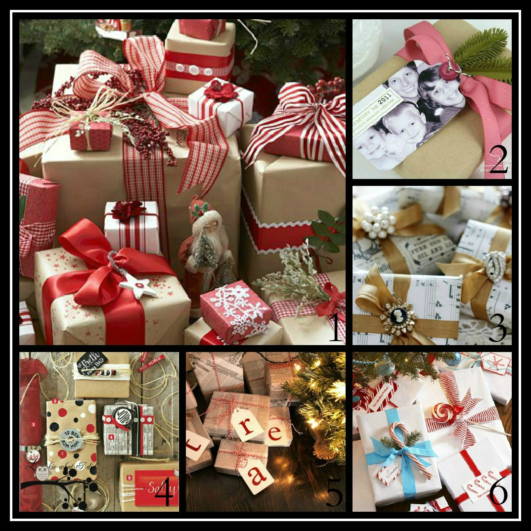 Lookie What I Did: Creative Gift Wrapping Ideas And So