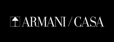 Milanesegal giorgio armani casa for Casa logo