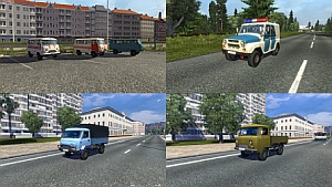 Jazzycat - Russian Traffic Pack 1.6