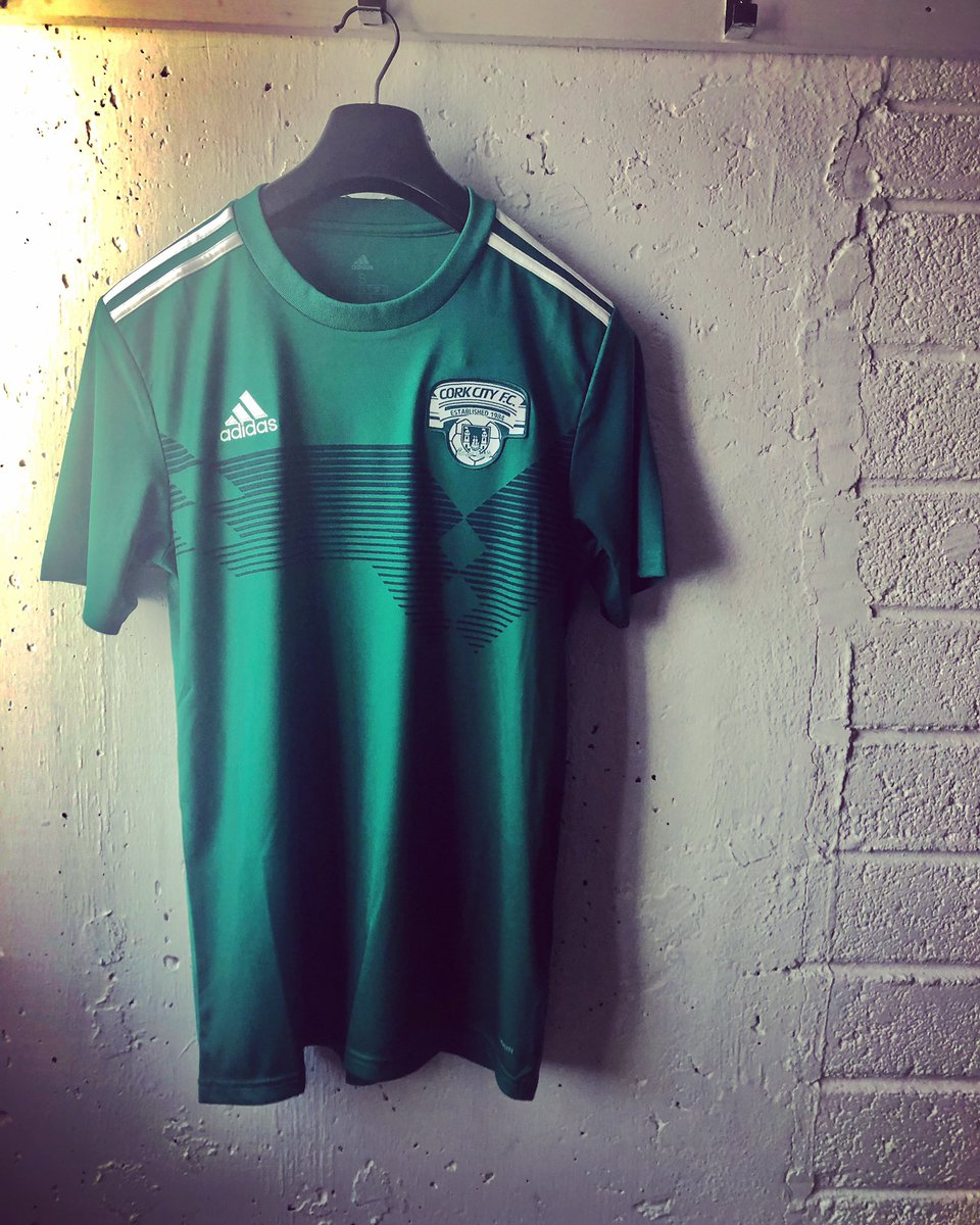 3488f7a4cb7 Classy Adidas Cork City 1984 Retro Crest Kit Released - Footy Headlines