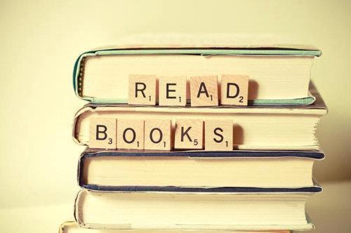 I love reading books! - KARDISE