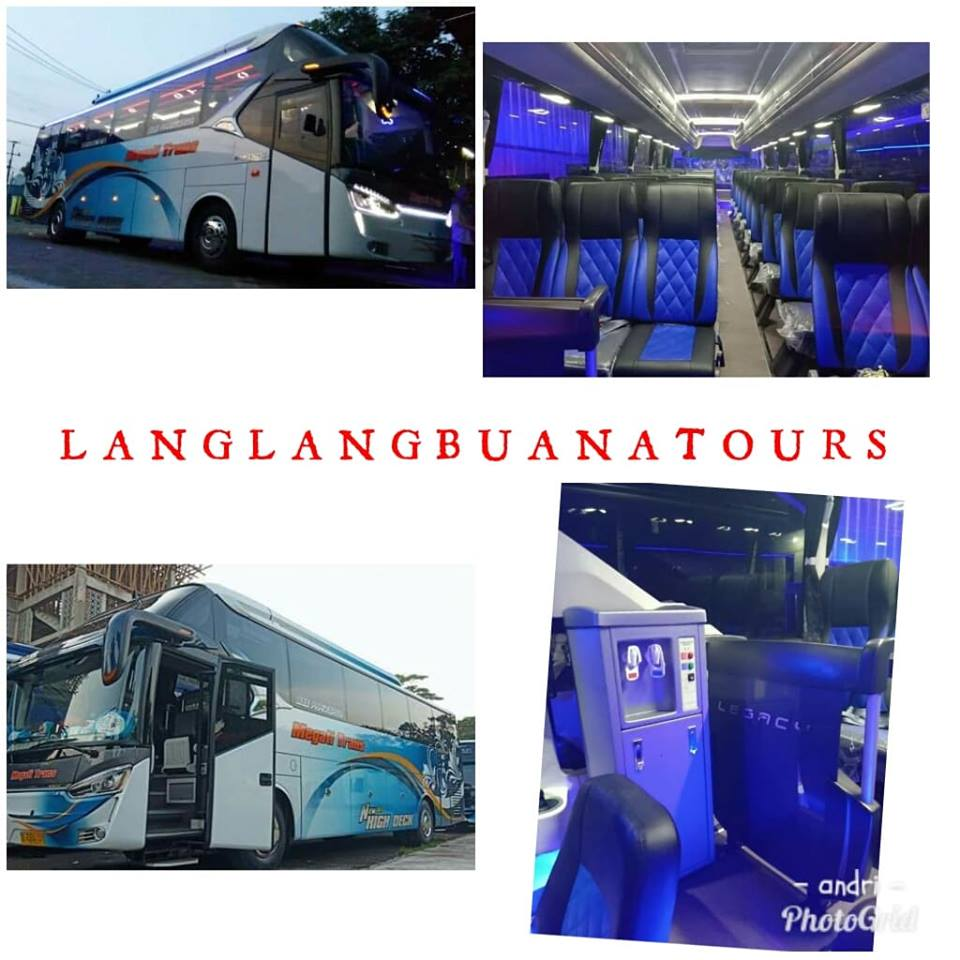 Langlang Buana Tour Wa Line 08998385846 082220277709 Bus