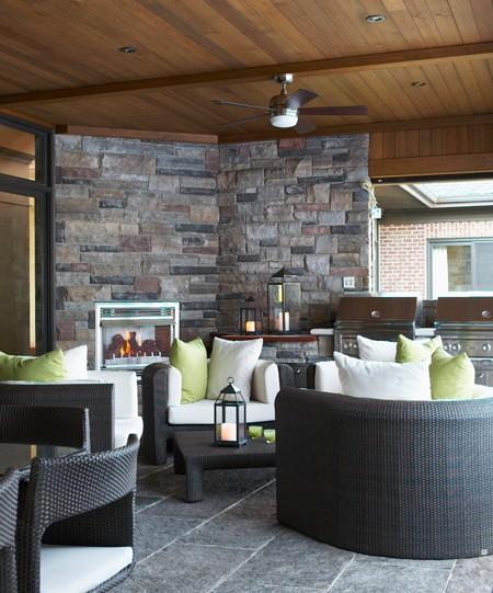 New Home Interior Design: Celebrity Homes