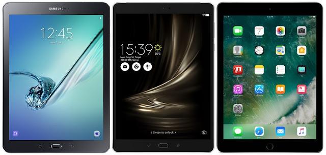Mejores tablets ipad de menos de 400 euros 9 pulgadas