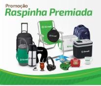 Promoção Sicredi PR 2017 Raspinha Premiada