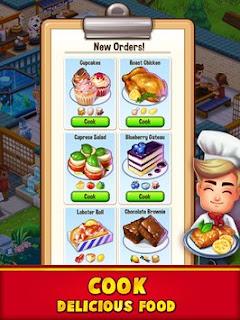 Food Street APK Mod