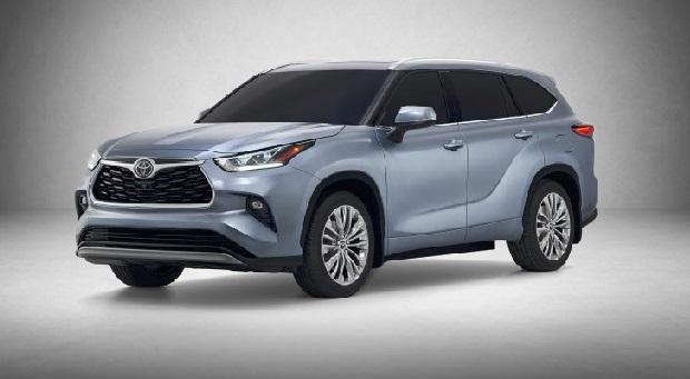 Toyota Highlander Dipasarkan Akhir Tahun Ini