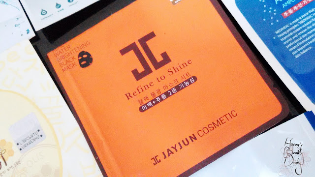 Monthly Project; The Ultimate Mask Sheet Review Part 1; Jayjun