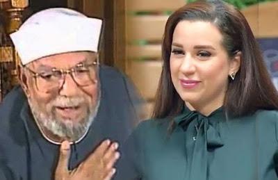 اسما شريف منير, تعتذر عن الاساءة, الشيخ الشعراوى, تغلق حسابها,
