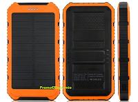 Logo #BioDentro e con Carrefour vinci gratis 52 caricabatterie a energia solare e non solo