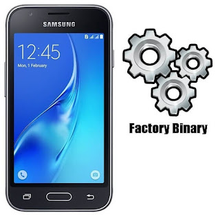 Samsung Galaxy J1 Mini SM-J105M Combination Firmware