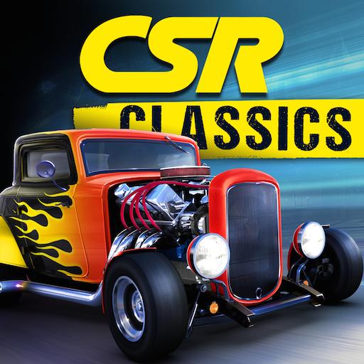 CSR Classics v3.0.3 Apk Mod [Dinheiro Infinito]