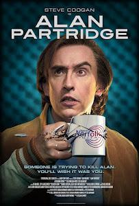 Alan Partridge: Alpha Papa Poster