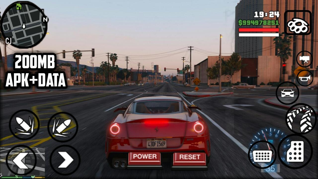 DOWNLOD GTA V 6K GRAPHICS MODPACK FOR ANDROID| FULL GTA 5