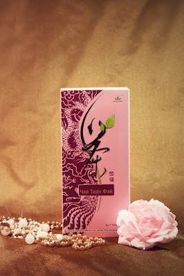 Teh Pelangsing Pro Slim Tea Green World   KIRIM BARANG DULU