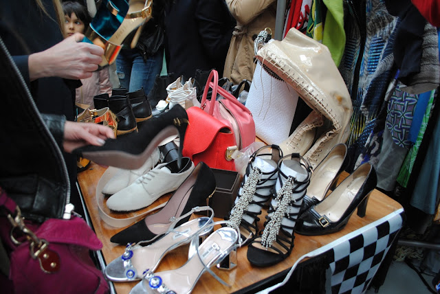 Vogue Car Boot Sale