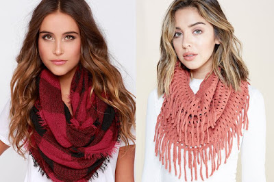 Best-Ways-To-Wear-An-Infinity-Scarf-in-Summer-For-Attractive-Look-3