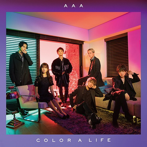 Album Aaa Color A Life Flac Mp3 Music Japan Download