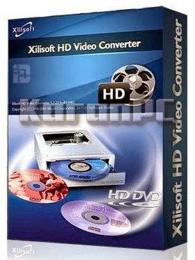 Xilisoft HD Video Converter 7.8.6 Build 20150130 + Crack