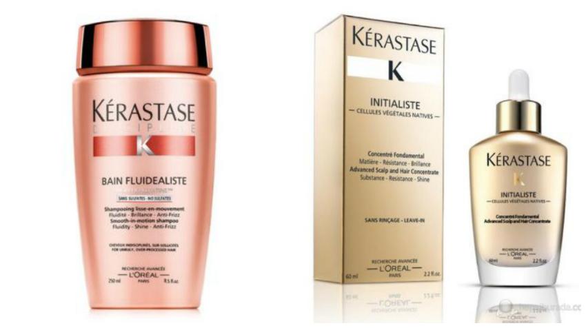 Saç Bakım Ürünleri-Kerastase-sülfatsız şampuan-kaliteli saç serumu