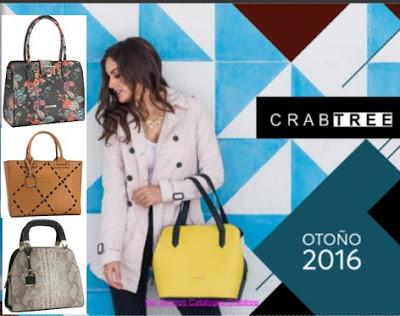 Catalogo Crabtree Bolsos de Moda 2016