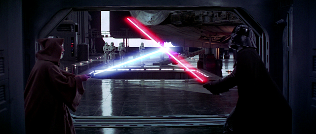 How Would A Existent Star Wars Lightsaber Work?