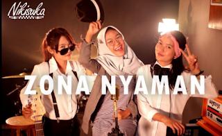 Nikisuka, Lagu Cover, Reggae, Download Lagu Nikisuka - Zona Nyaman Mp3 Cover Terbaik 2018