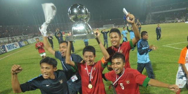 AGEN BOLA - Indonesia Tuan Rumah Piala Asia U-19 2018 Mendatang