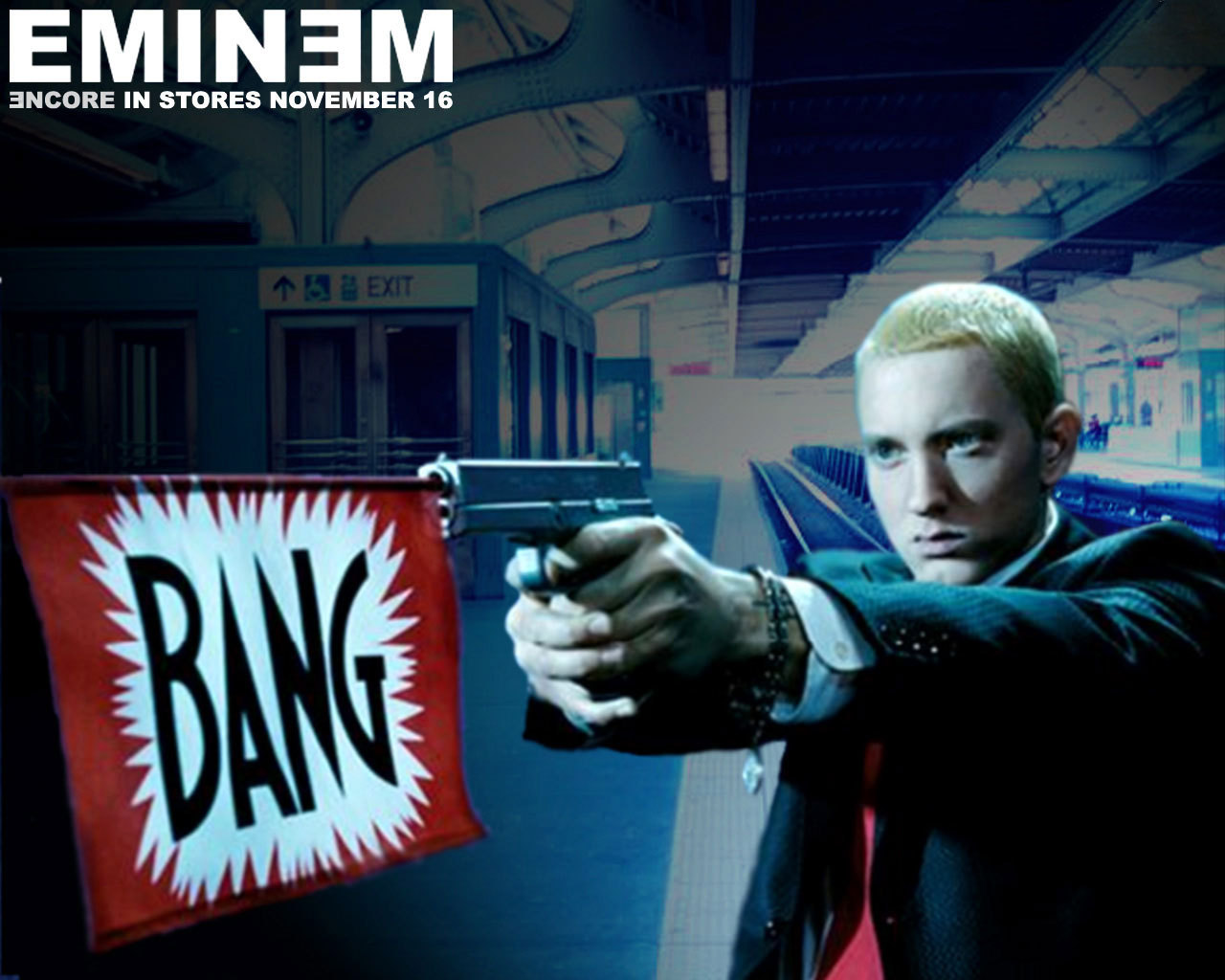 Animalwallpaperhome Eminem Wallpaper For Pc