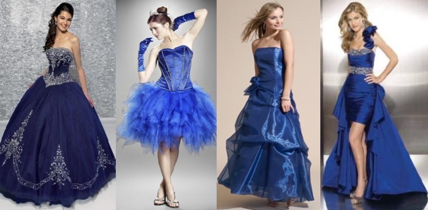 Tu Vestido De 15 Años Vestidos De 15 Años Color Azul