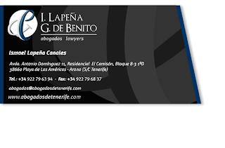 Servicios jurídicos de calidad en Los Cristianos Tenerife