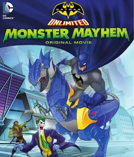 Batman Unlimited: Monster Mayhem (2015) แบทแมน ถล่มจอมวายร้ายป่วนเมือง
