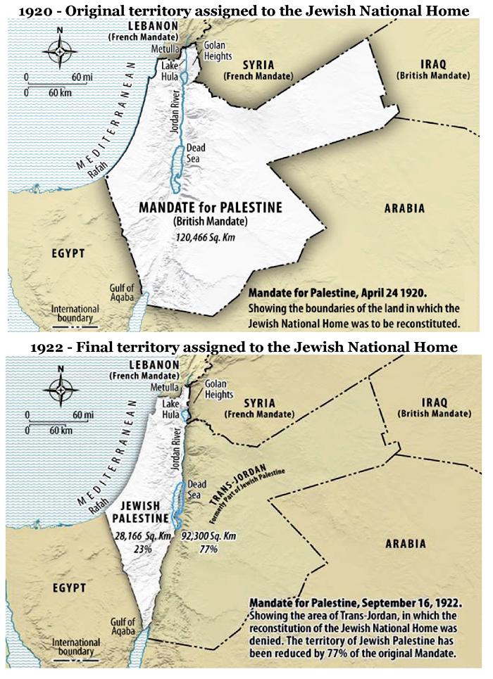 British Mandate in Palestine