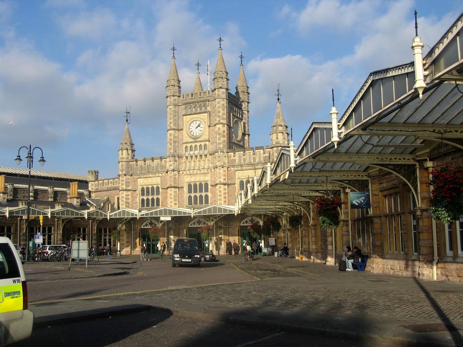 Travel & Adventures: Bristol. A voyage to Bristol, England ...