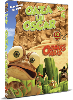 Oaza Lui Oscar Dublat In Romana Volumul 4