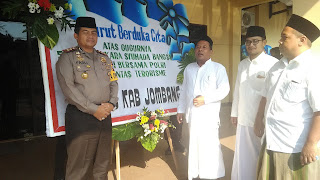 Antisipasi Teroris, PCNU Jombang  Mendata Warga Nahdliyin