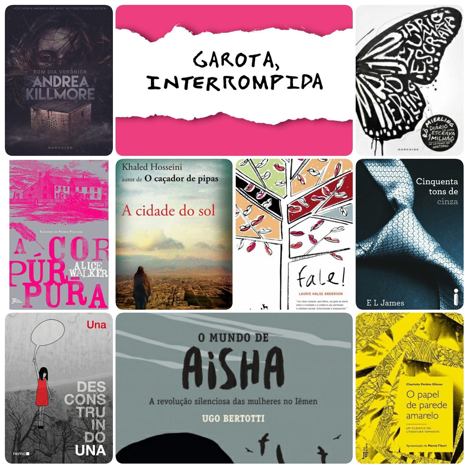 09e1edbebfd UNIVERSO DOS LEITORES  10 livros sobre abuso e violência contra mulher