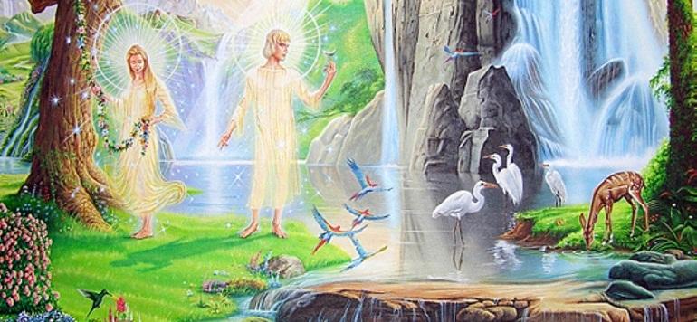 Kisah Tipuan Iblis dan Pengusiran Nabi Adam dari Surga