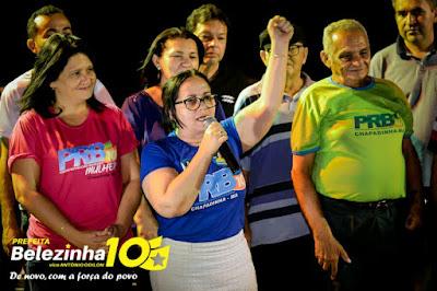 Belezinha promove mais um mega arrastão e reúne multidão no bairro Campo Velho