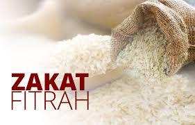 doa niat zakat fitrah dan doa menerima zakat fitrah