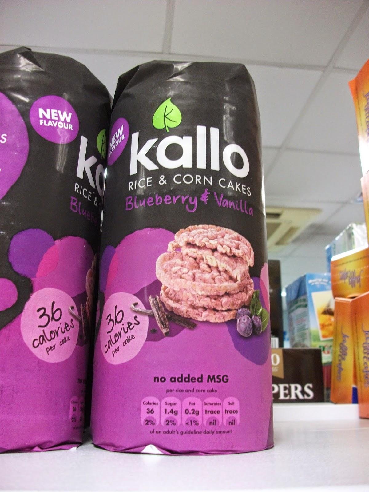 Kallo Chocolate Rice Cakes Tesco