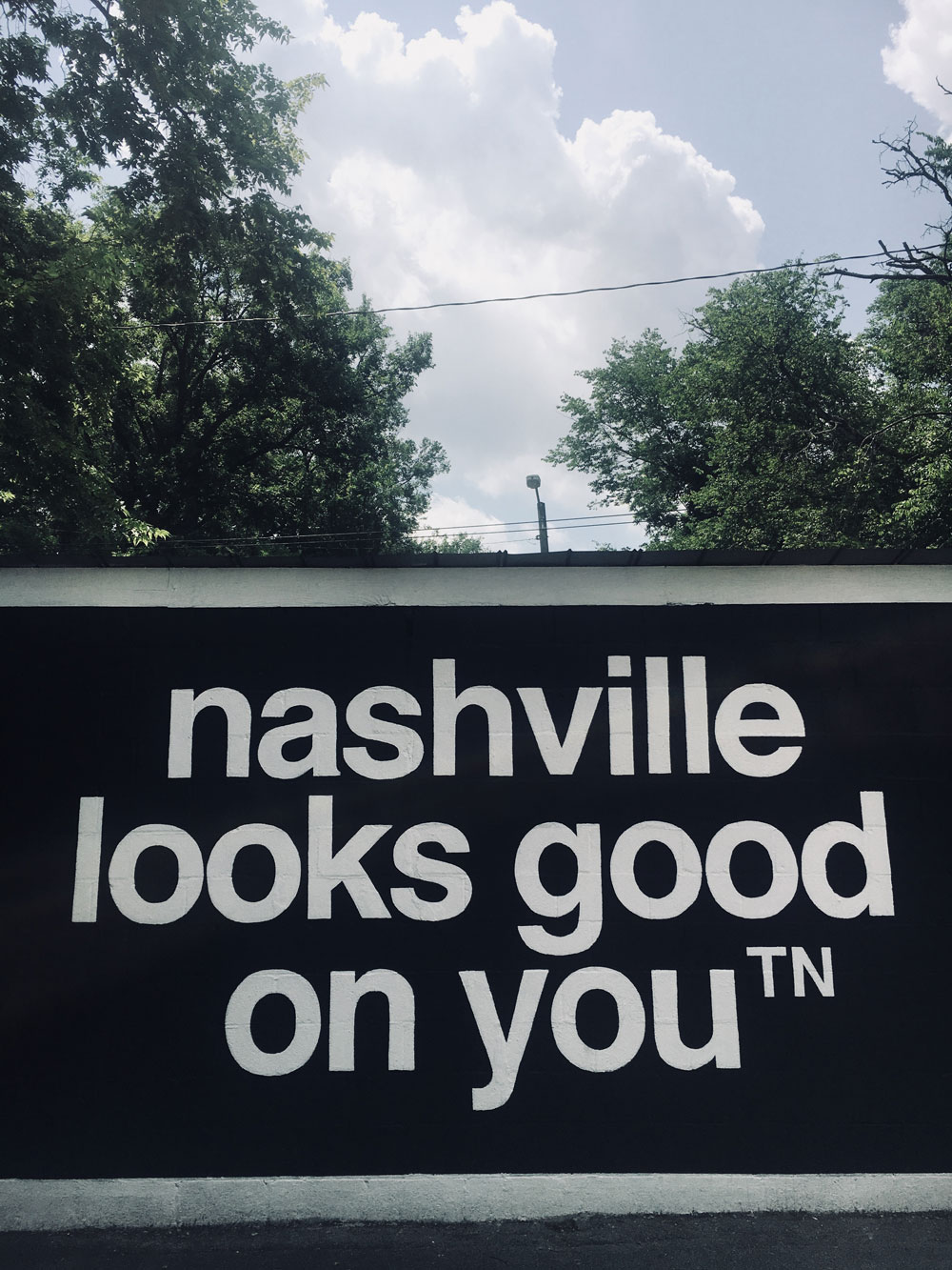 nashville looks good on your mural