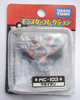 Gliscor Pokemon figure Takara Tomy Monster Collection MC series