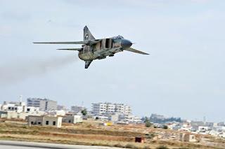 Peperangan Makin Sengit Satu Pesawat Perang Suriah Ditembak Jatuh Pemberontak - Commando