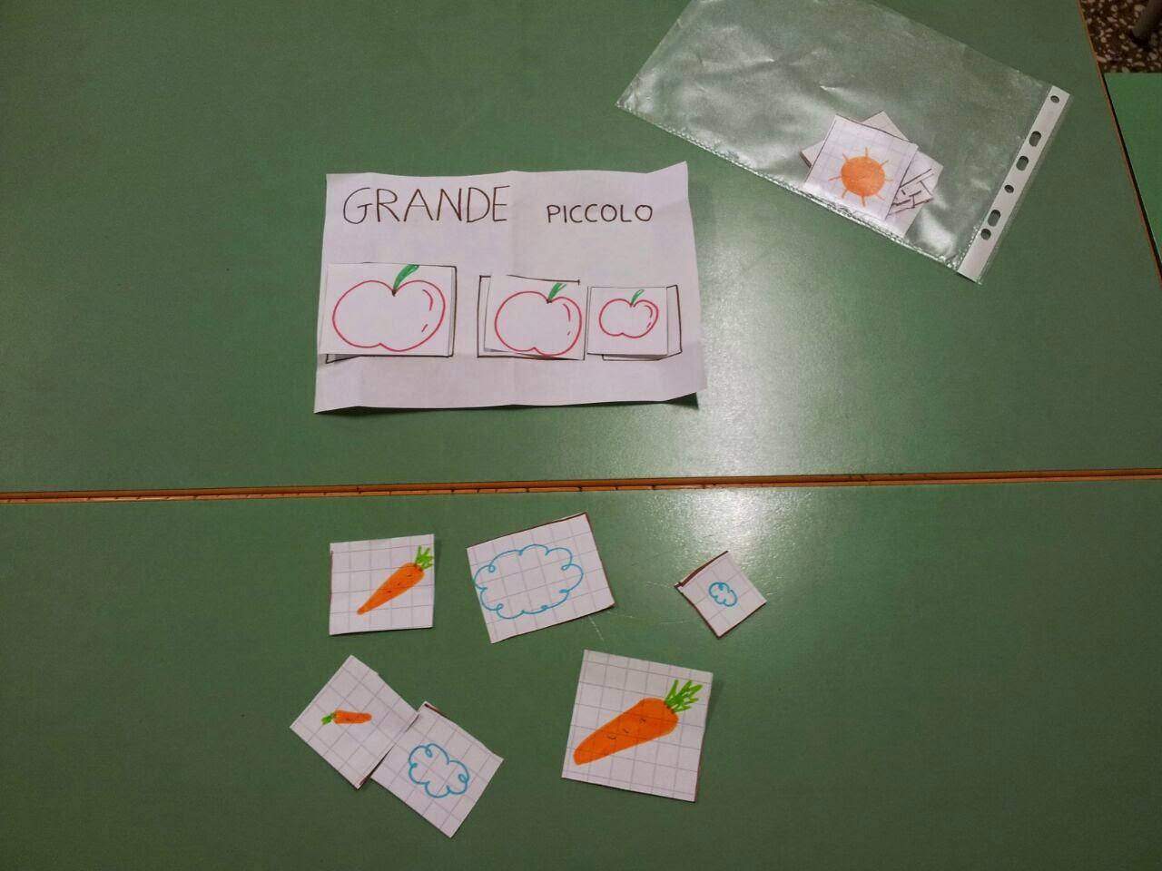 Eccezionale Teacher Maia- Il blog della maestra Maia: Attività con il metodo  PG02