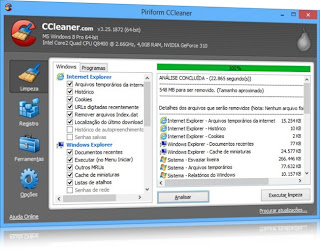 interface ccleaner